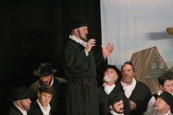 Ah, here is our beloved Rabbi