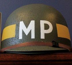 Yellow Band - MP Helmet: