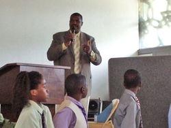 Pastor Dexter McCree