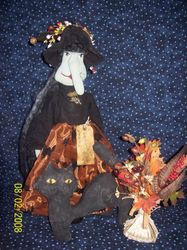 PRIMITIVE WITCH RATILDA