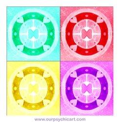 The Universe is LOVE - Mandala 3