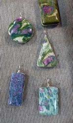 Stone Pendants