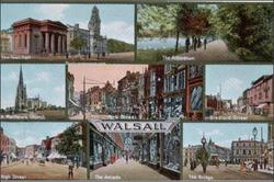 Walsall Postcard.