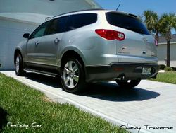 Mike F.--------Chevrolet Traverse