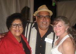 Alice and Jose Lozano & Marsha Judd