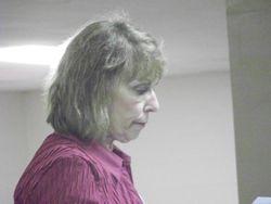 Treasurer, Vivian Voiner