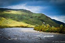 Sligachan River  - Isle of Skye