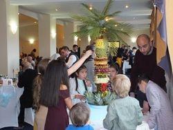 fruit palm tree hire the midland greek cypriot association Birmingham