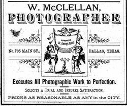 William McClellan of Dallas, TX