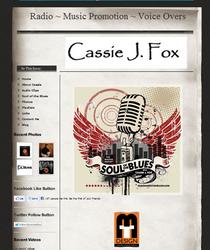 Cassie J Fox