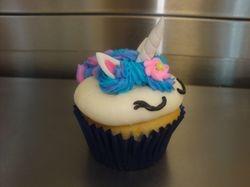 Unicorn cupcakes $4 each