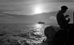 Borneo Night Exercise 1962-3
