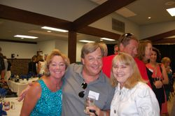 Jacque Farrell Tate, Al Yeager and Nancy Lorenger Andersen