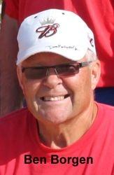 Ben Borgen - League Publicity Director