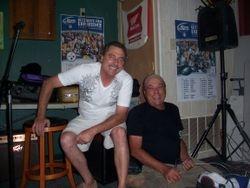 Steve and Glenn.