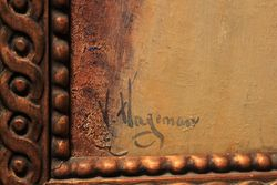 Signature Victor Hageman
