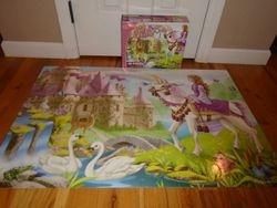 Melissa & Doug Fairy Tale Castle 48 pc Floor Puzzle - $8