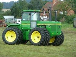 John Deere 8430 tractor