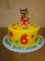 30 serving Pete the cat $175