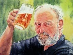 The Beer Drinker