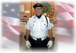 Honor Guard Captain John Holbert