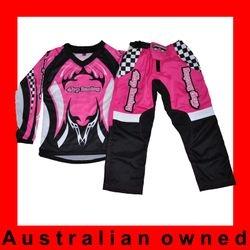 Pink PeeWee Set 2yo -4yo