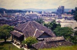 313 City view of Kuala Lumpur