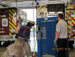 Forceable Entry Training, 6-19-12