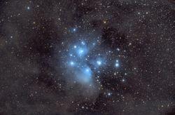 M 45 Pleiades