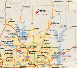 I live in Celina, TX and did not know it existed (despite being a native Texan that was raised 30 minutes south of here) until we moved here in 2006!