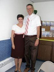 Jay & Diane Moyers