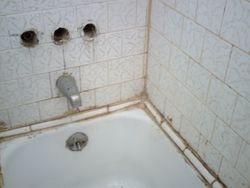 Tub Faucet Rebuild
