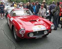 1961 Ferrari 250GT SWB Scaglietti Berlinetta