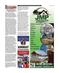 JMP CONSTRUCTION / KORNGUT  FOR COUNTY EXECUTIVE