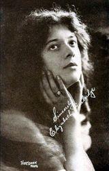 ELIZABETH BURBRIDGE