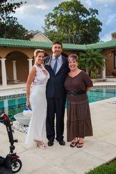 Mr. and Mrs. Richard Gavelda