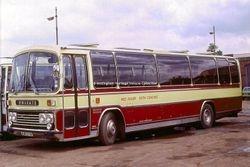 Bedford YMT/Plaxton Supreme