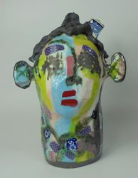 Mary Jones Ceramics.  Small and sparkly  SOLD