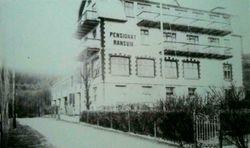 Hotell Olympia (Pensionat Ransvik) 1937