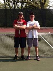 Wooden Tennis Racquet Tournament Adult Winners