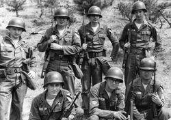 1st Cavalry Division in Korea: