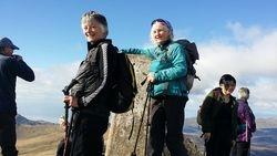 Snowdonia Society on Cader