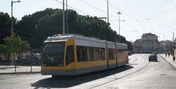 Siemens #504 at Praca Alfonso de Albuquerque