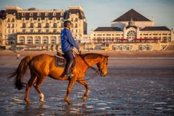 Promenade Poney Club Cabourg