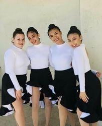 CK Dance Senior Team at Star Systems