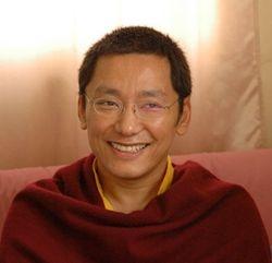 Ven. Thungram Gyaltul Rinpoche