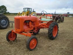 Allis Chalmers Model B tractor