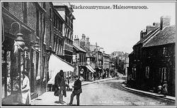 Hagley Road, Halesowen.