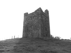 Audley's Castle, Strangford, County Down