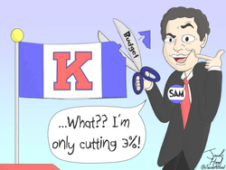 Cutting Kansas